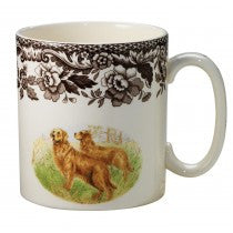 Spode Woodland Golden Retriever Mug