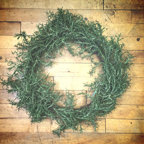 Rosemary Wreath - Artifical