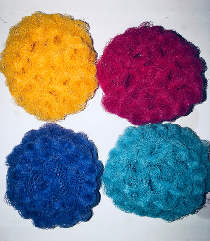 Net Scrubby, Locally, Hand made