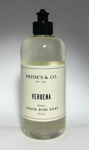 Pryde's & Co. - Liquid Dish Soap