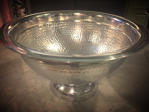 Hammered Wine Tub