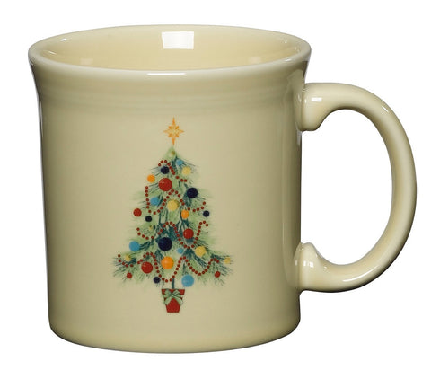 Fiesta Christmas Tree Java Mug