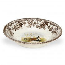 Spode Woodland Lapwing Ascot Cereal Bowl, 8""