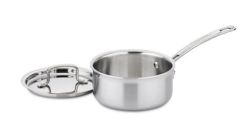 Cuisinart MultiClad Pro Sauce Pan with Cover