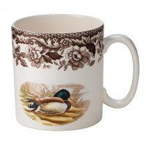 Spode Woodland Mallard/Wood Duck Mug