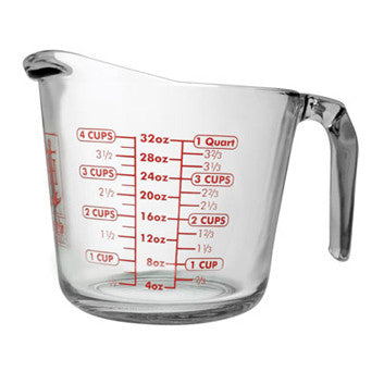 Anchor Hocking/ Fire King Measuring Cup