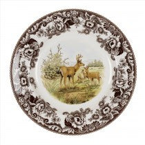 Spode Woodland Mule Deer Dinner Plate, 10.5""