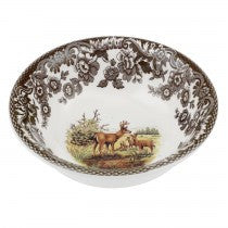 "Spode Woodland Mule Deer Mini Bowls, 5"", Set of 4"