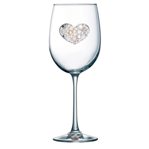 The Queen's Jewels Wine Glasses
