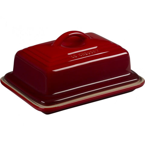Le Creuset Heritage Covered Butter Dish