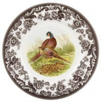 Spode Woodland Pheasant Luncheon Plate