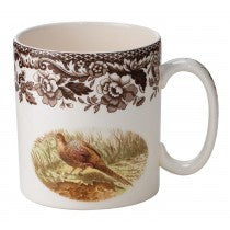 Spode Woodland Pheasant/Red Grouse Mug