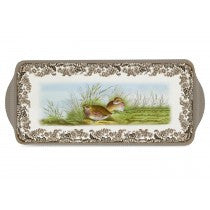 Spode Woodland by Pimpernel Quail Sandwich Tray