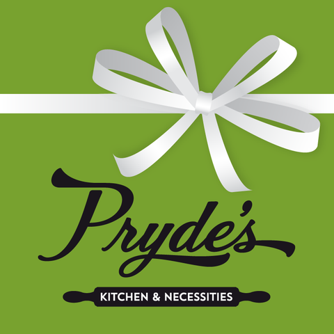 Pryde's Kitchen & Necessities Gift Card, $25 to $500
