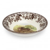 Spode Woodland Rabbit Ascot Cereal Bowl, 8""