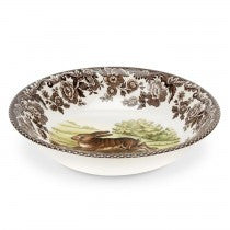 Spode Woodland Rabbit Cereal Bowl