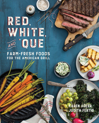 """Red, White and 'Que"""