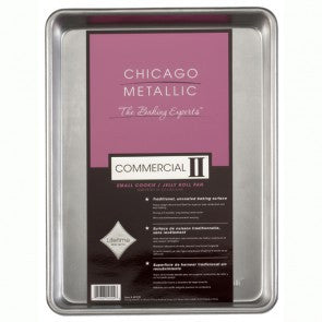 "Chicago Metallic 12"" x 8"" Jelly Roll"