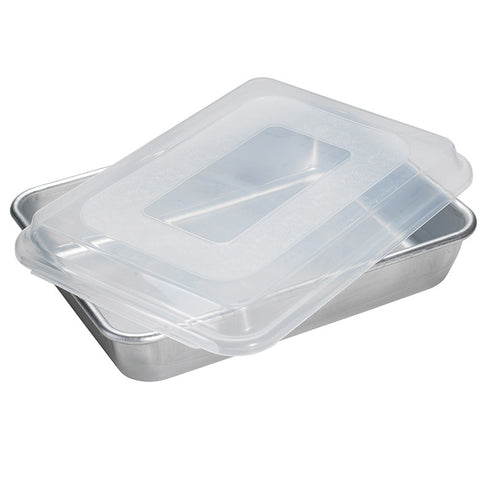 NordicWare Baking Pan With Lid