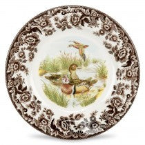 Spode Woodland Wood Duck Dinner Plate, 10.5""