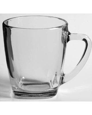 Anchor Hocking Glass Mugs