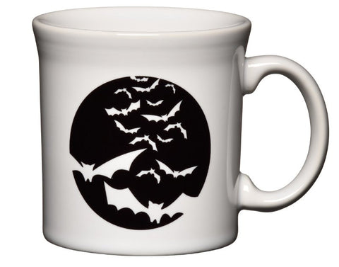 Fiesta Halloween Collection Halloween Bats Java Mug