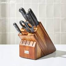 Wusthof Classic 6 Piece Knife Block Set