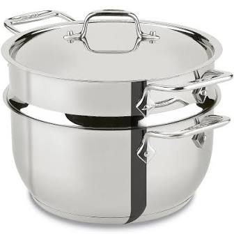 All-Clad Steamer Set