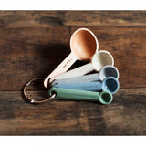 Measuring Spoon Set With Round or Oval Bowls