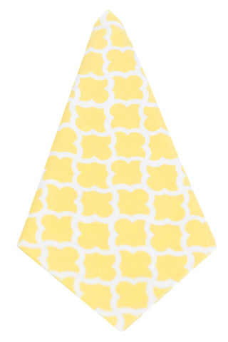 Hen House Yellow Tablecloth