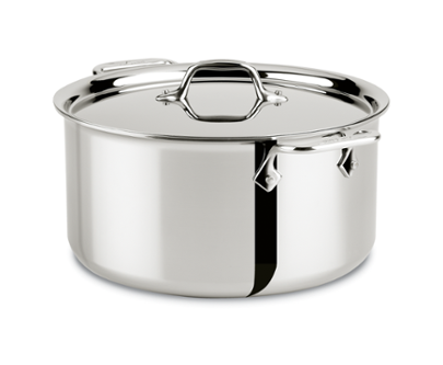 All-Clad 8 quart Stockpot with Lid