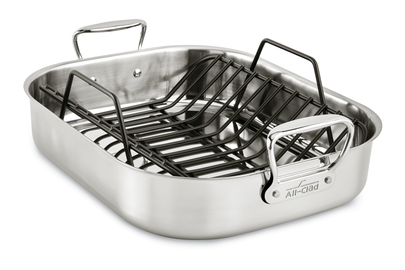 All-Clad - Roasting Pan With Rack