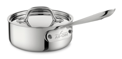 All-Clad 2 qt. Saucepan with Lid