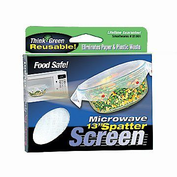 "Microwave 13"" Spatter Screen"