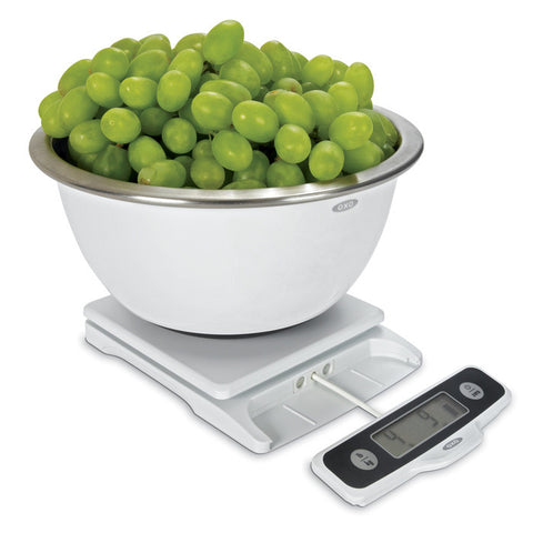 OXO  5-lb. Food Scale With Pull Out Display