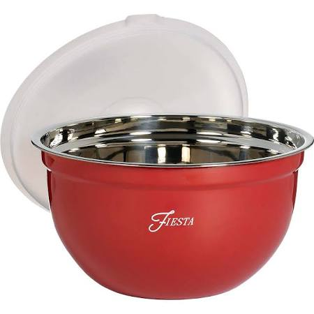 Fiesta Mixing Bowl with Lid