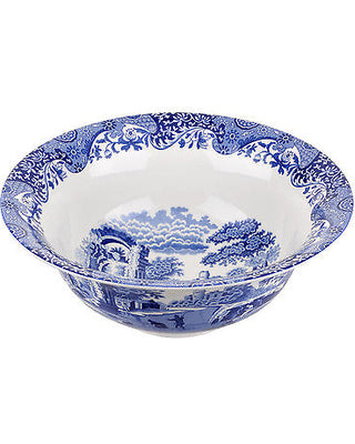Spode Blue Italian Signature Serving Bowl