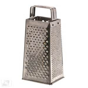 Stainless Box Grater