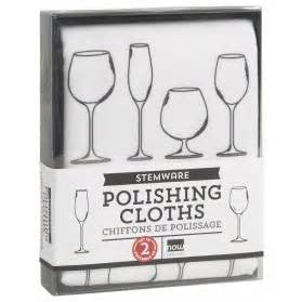 Stemware Polishing Cloth
