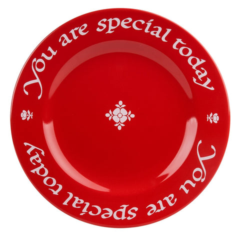 """You Are Special"" Plate, by Waechtersbach"