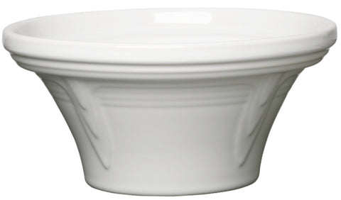 Pryde's Fiesta Hostess Serving Bowl in White