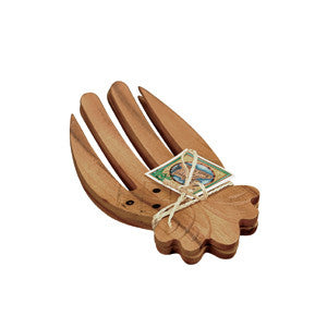 Wooden Salad Claws/Hands