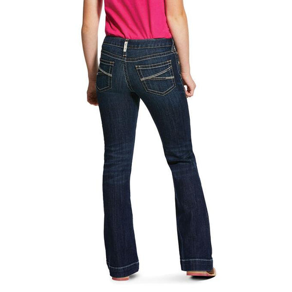 11/1 GIRLS ARIAT PRESLEY TROUSER JEAN