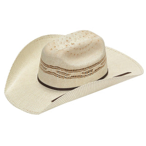 YOUTH TWISTER TAN BANGORA STRAW HAT
