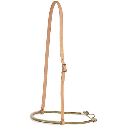 ROPE NOSEBAND W/ PLASTIC COVER