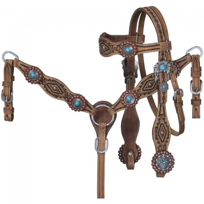 PONY SERENITY BROWBAND HEADSTALL