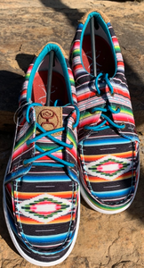 LADIES SERAPE AZTEC HOOEY LOPERS