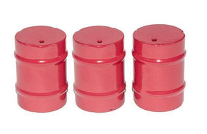 TOY RODEO BARRELS - RED