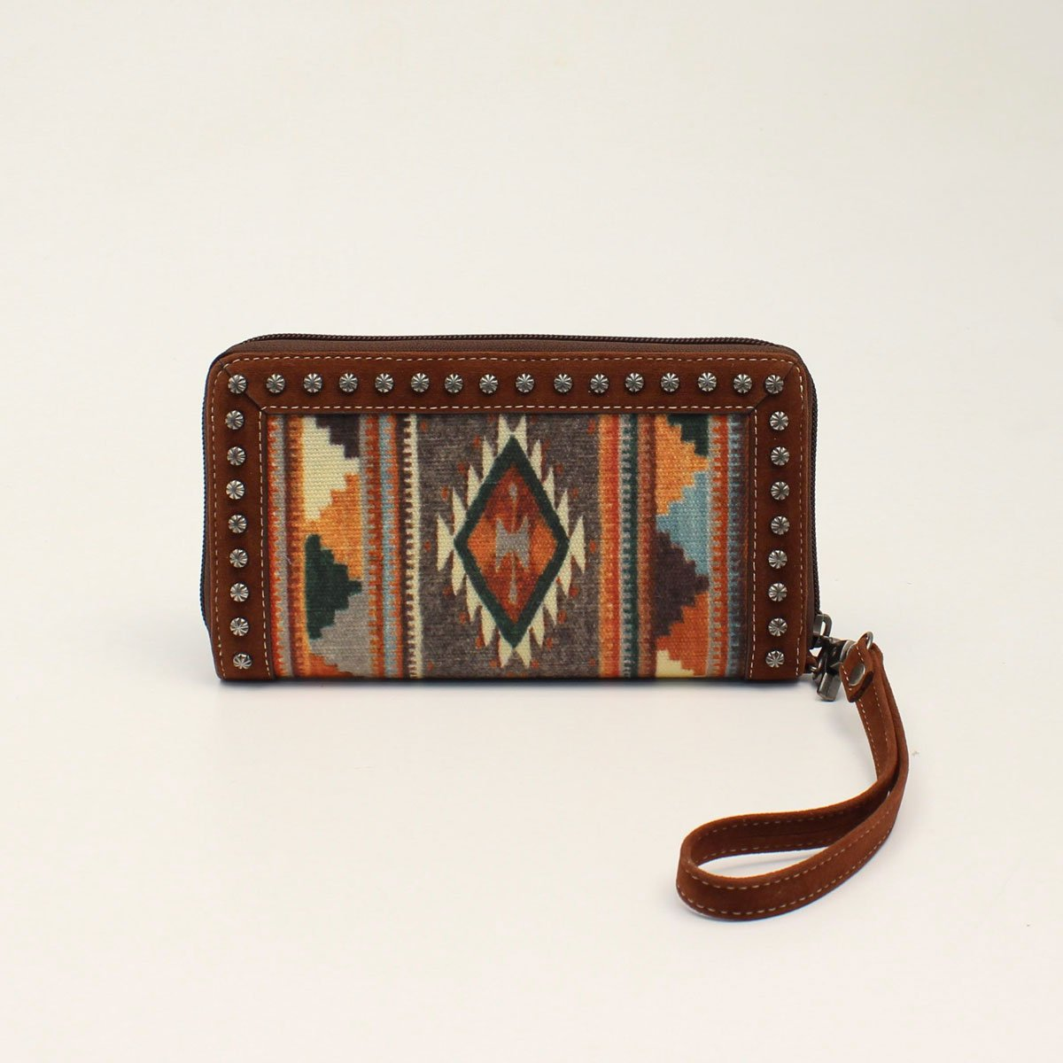 AZTEC CLUTCH WALLET