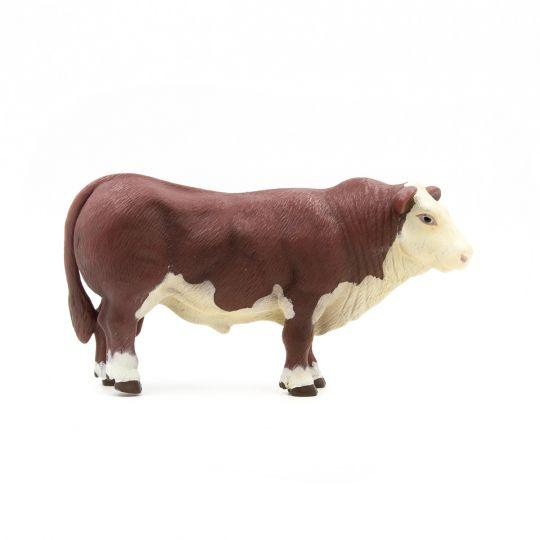 HEREFORD BULL TOY